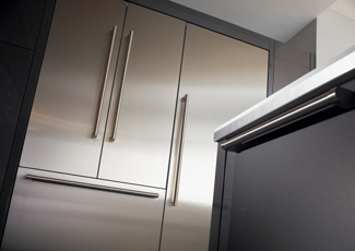 Stainless Steel Cabinets Black Forest, CO